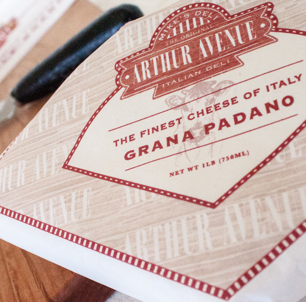 Arthur Avenue Brand Identity & Packaging