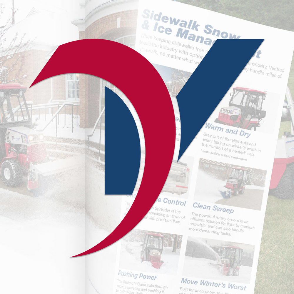 Ventrac Branding + User Experience
