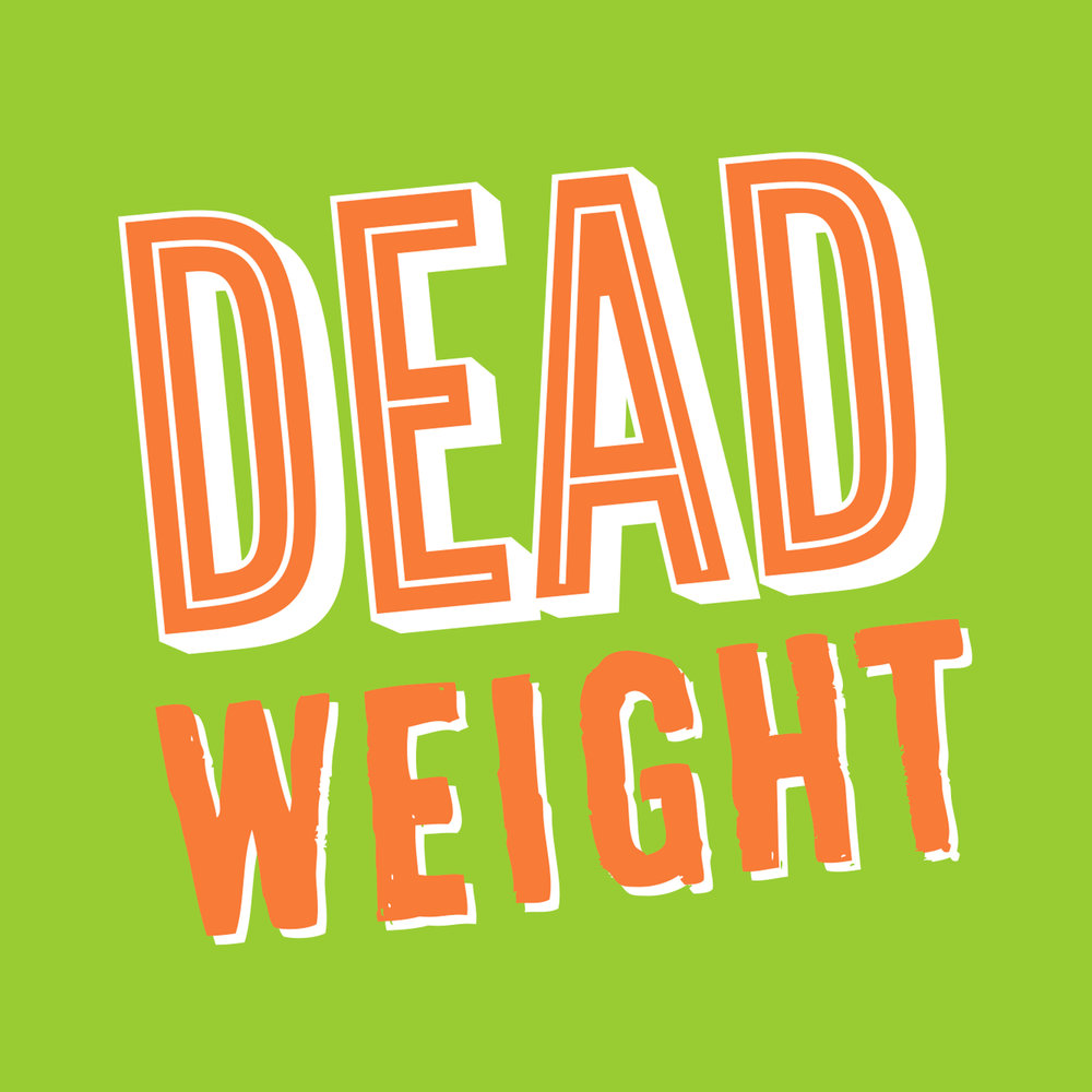 Dead Weight: Awareness Campaign Branding