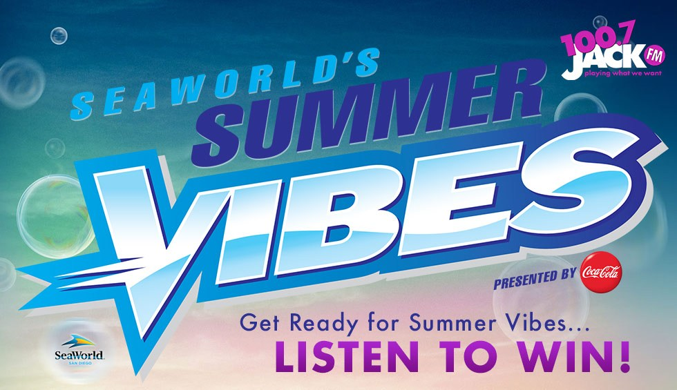 <strong>2015 SEAWORLD SUMMER VIBES!<br>Production</strong>
