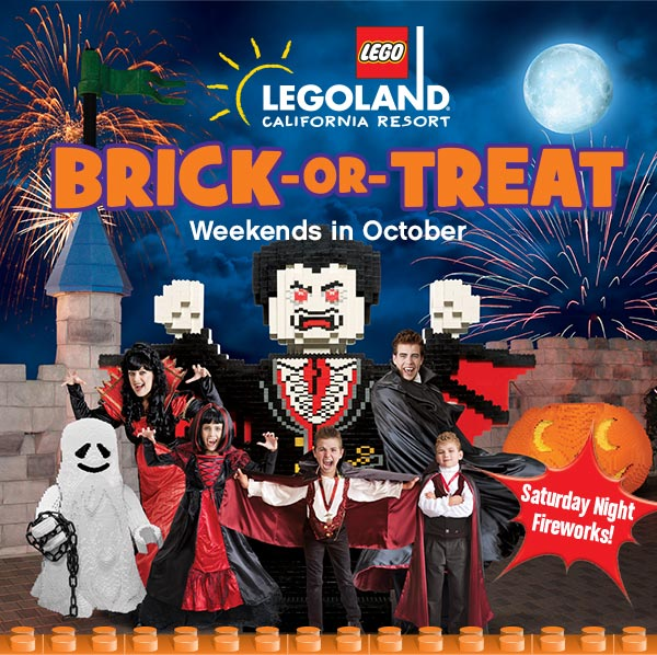 <strong>2015 LEGOLAND HALLOWEEN<br>Show Direction, Casting, Production</strong>