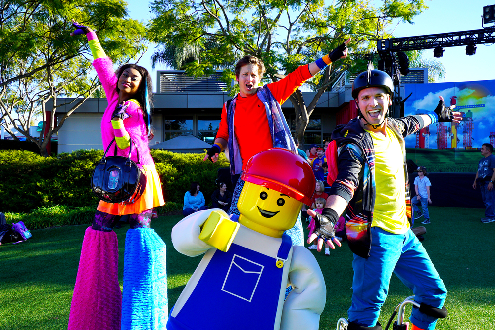 <strong>LEGOLAND BUDDY'S DANCE PARTY<br>Show Direction, Production</strong>