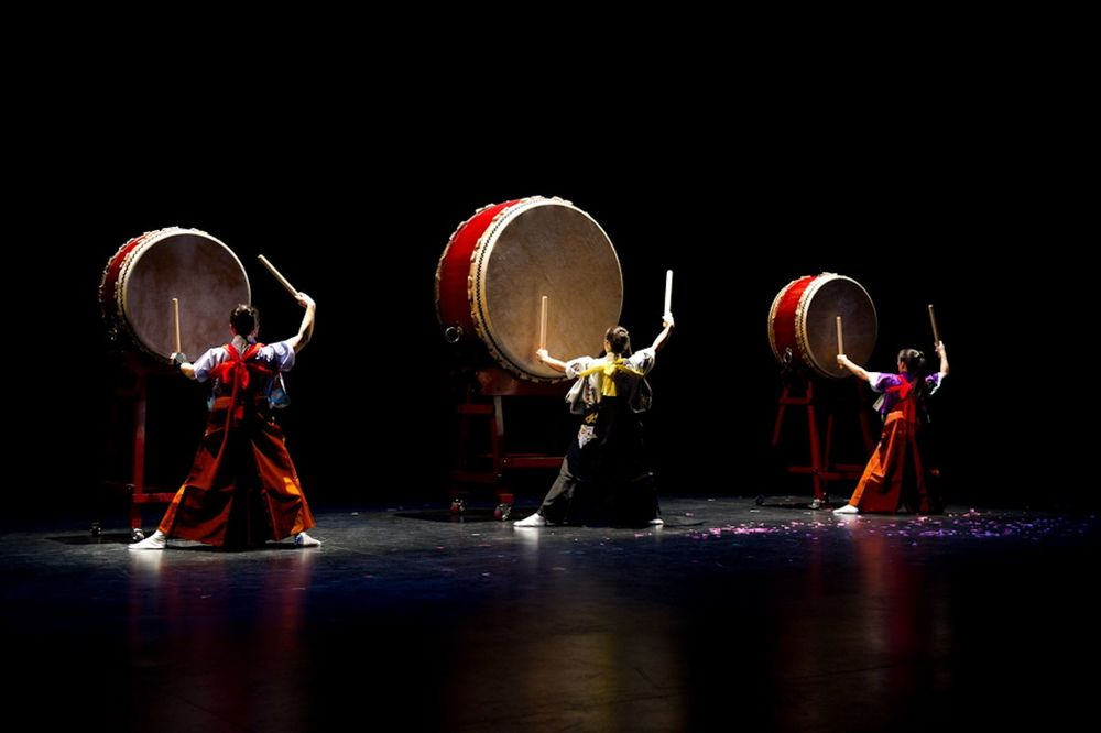 <strong>LEGOLAND TAIKO DRUMMERS<br>Production</strong>
