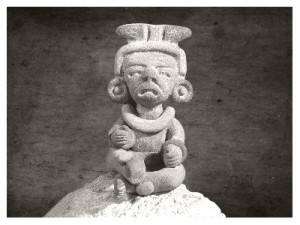 Alux. Mayan