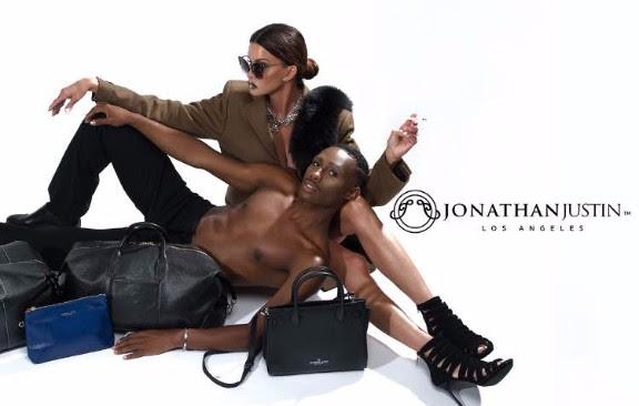 Jonathan Justin & Janice Dickenson