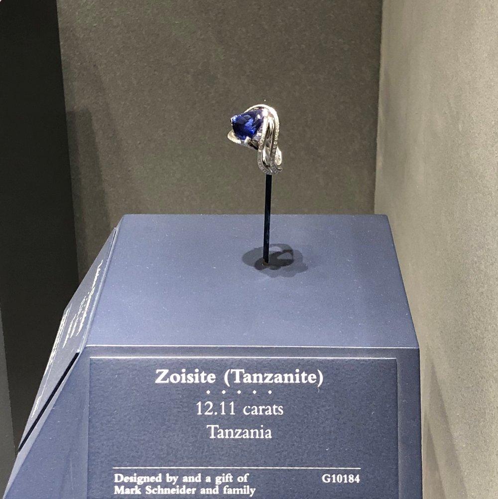 Design by Mark Schneider on Display at Smithsonian Institute