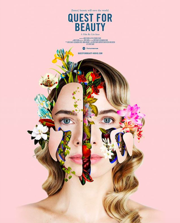 """Quest for Beauty"", The film, directed by Cris Saur and executive produced by Cris Saur, Gunther Saur and Alexia Melocchi, will be released early 2019.   http://questforbeauty-movie.com"