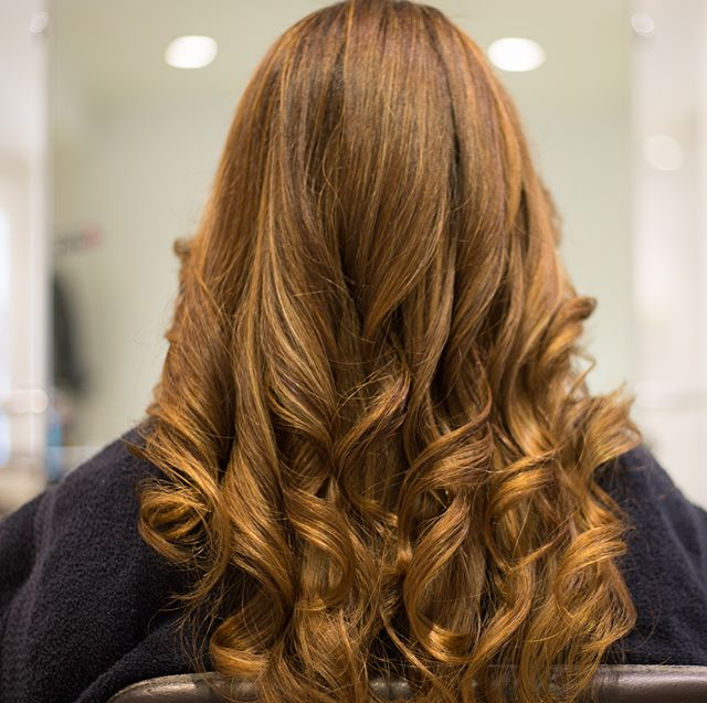 Copper brown crafted by Ilianis Lesdema (@ilianis_hairstylist) #haircolor #miamihair #brickell #oribe