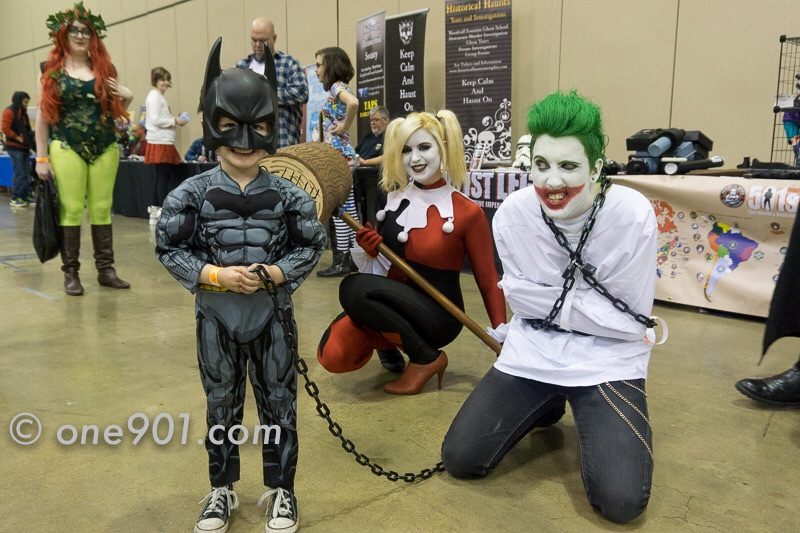 Batman finally catches the Joker!