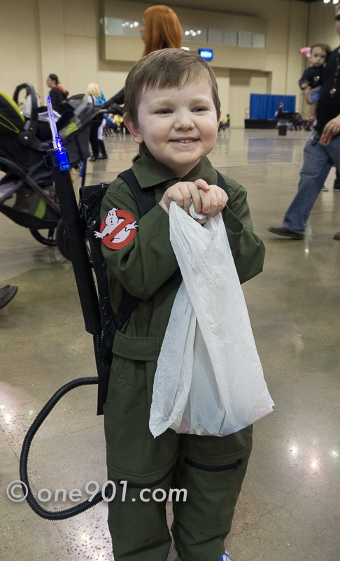 Little Ghostbuster