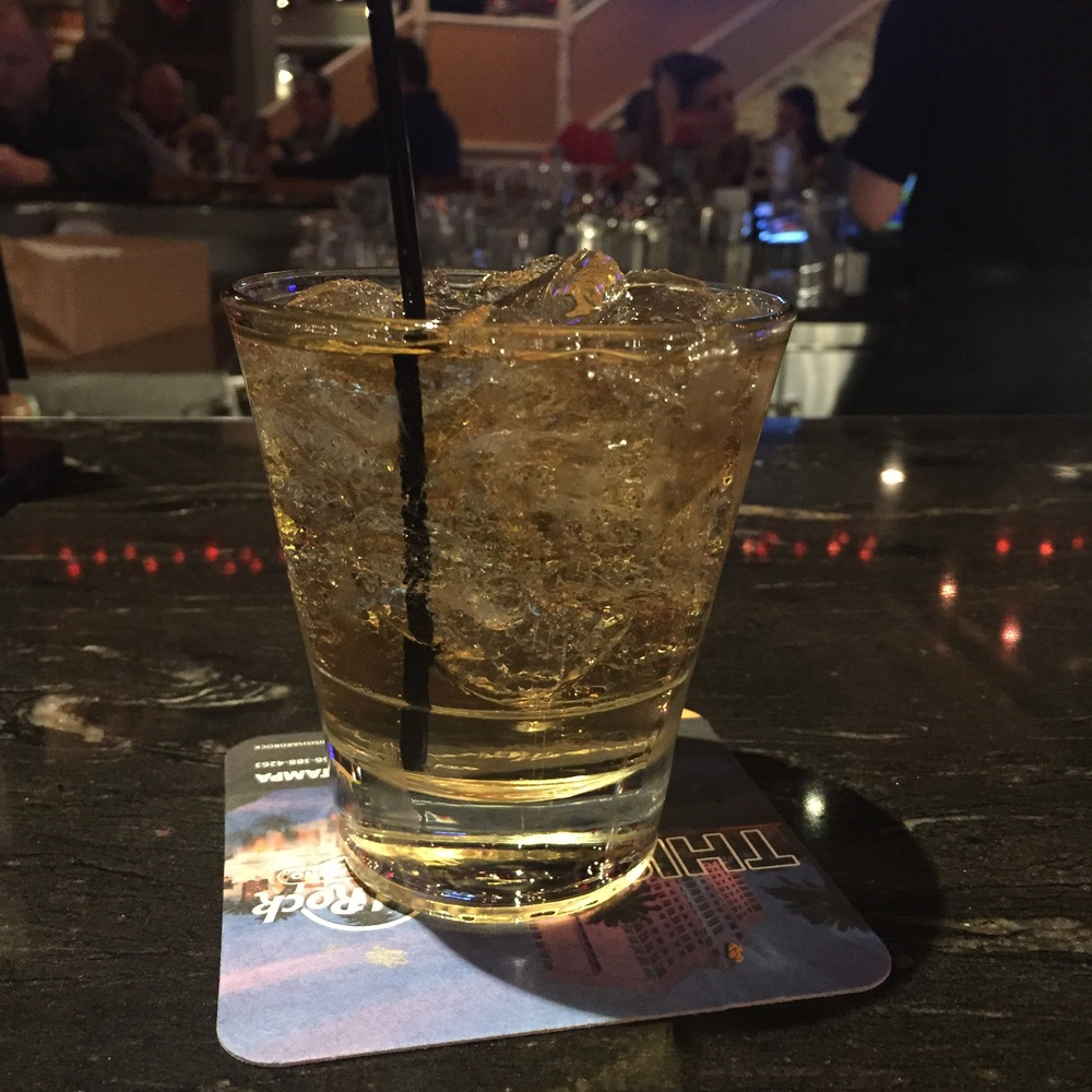 Whiskey with Sprite