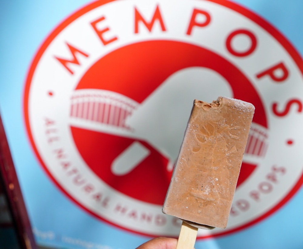 Mexican Chocolate Popsicle