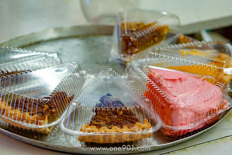 I love desserts!!