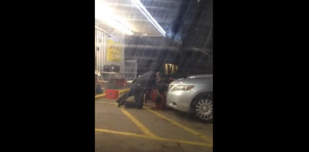 Video of death of Alton Sterling