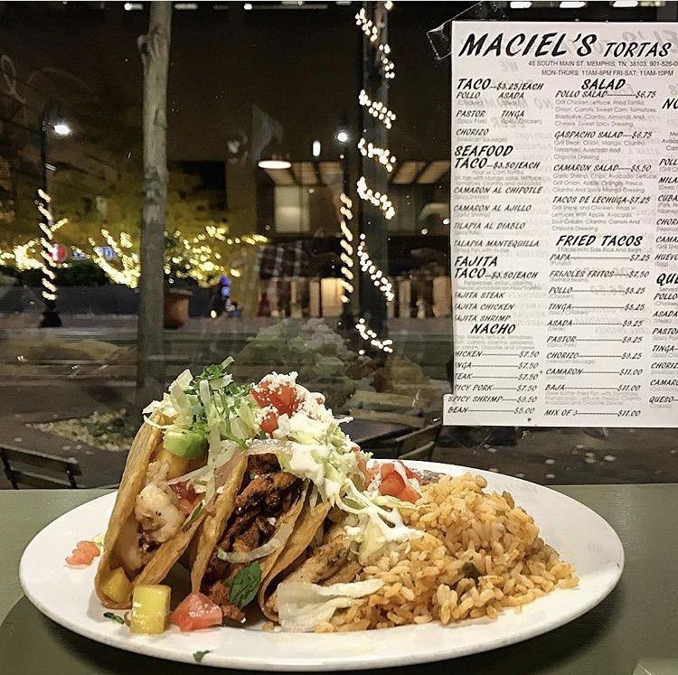 Maciel's Tortas and Tacos