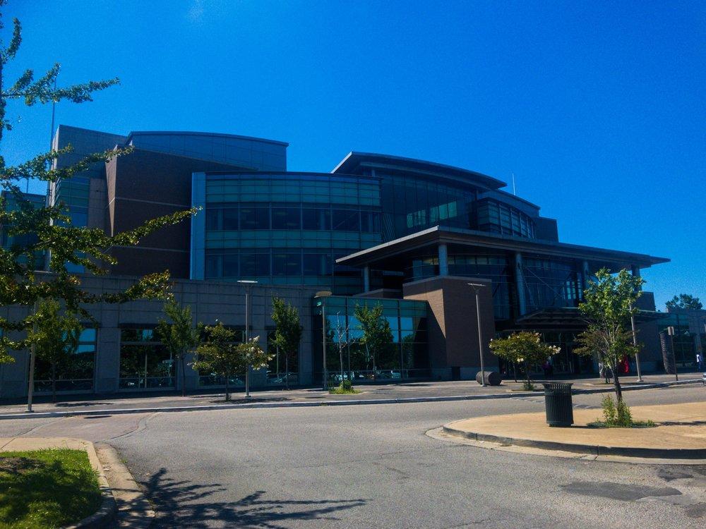 Benjamin L Hooks Central Library