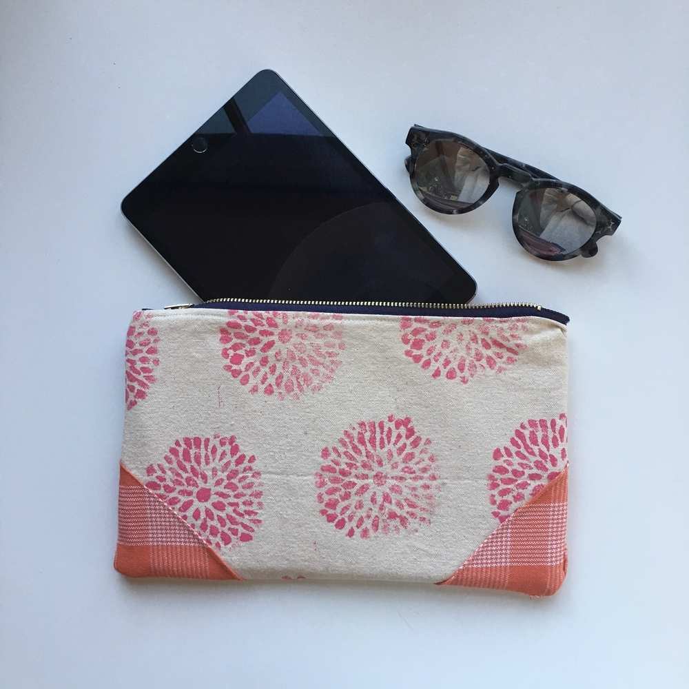 Flower Power Clutch ~ Tulusa