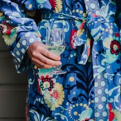 Kimono Robe ~ Ortupes
