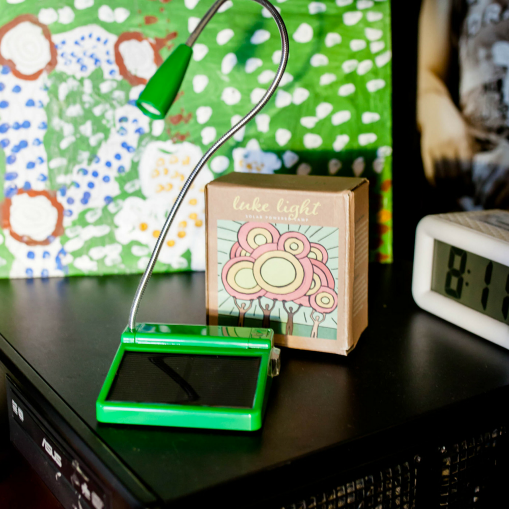 Solar Nightlight: Unite to Light
