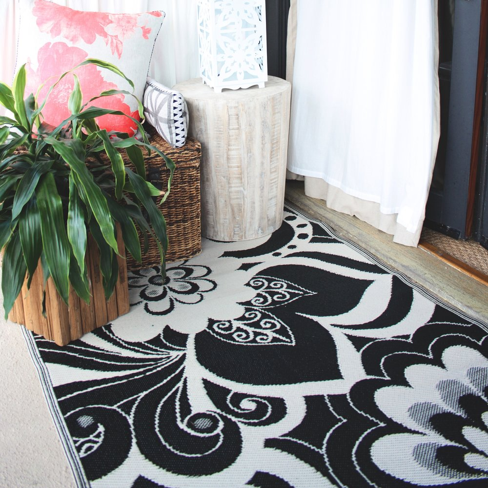 Eco-Friendly Rug: Fab Habitat
