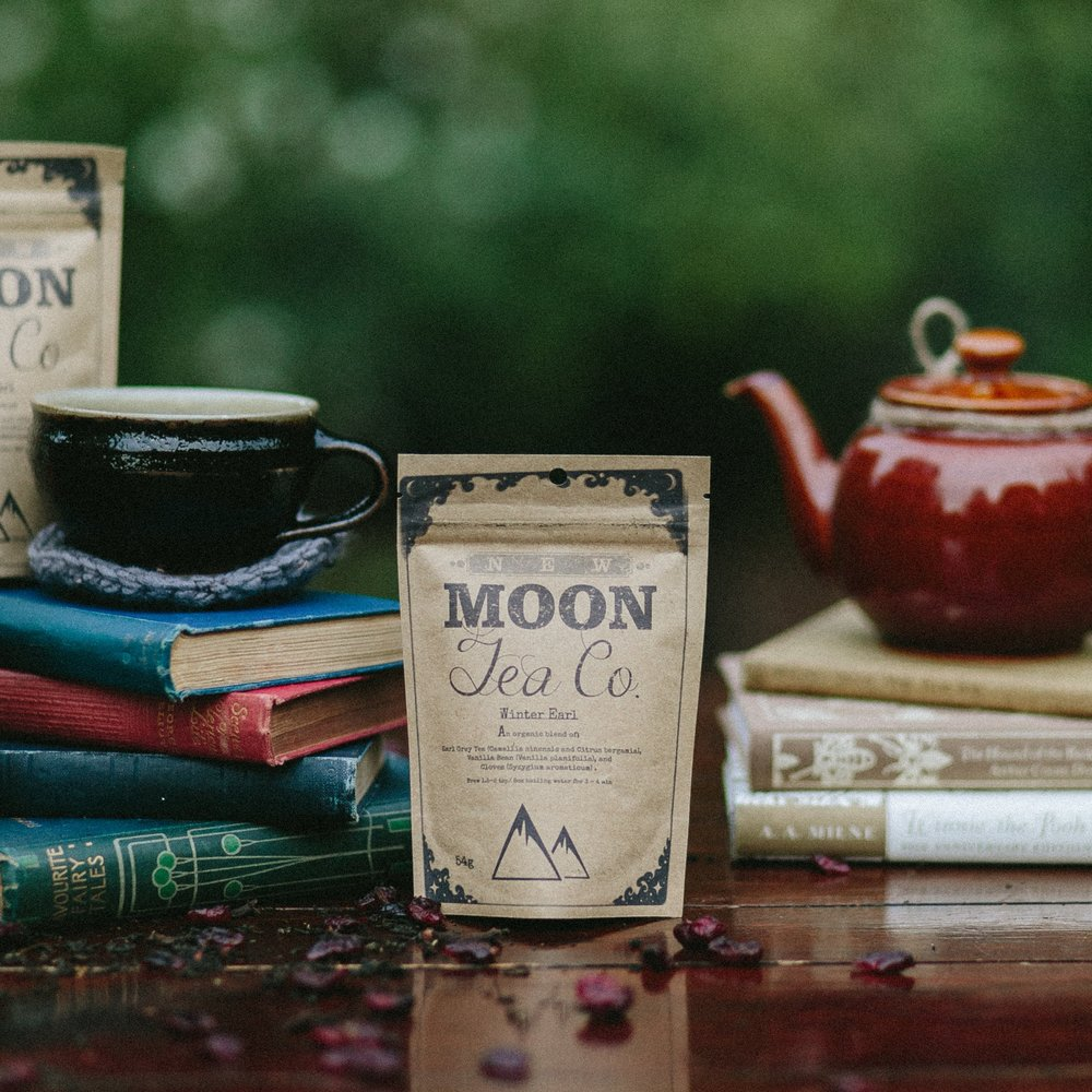New Moon Winter Earl Tea ($5.12)