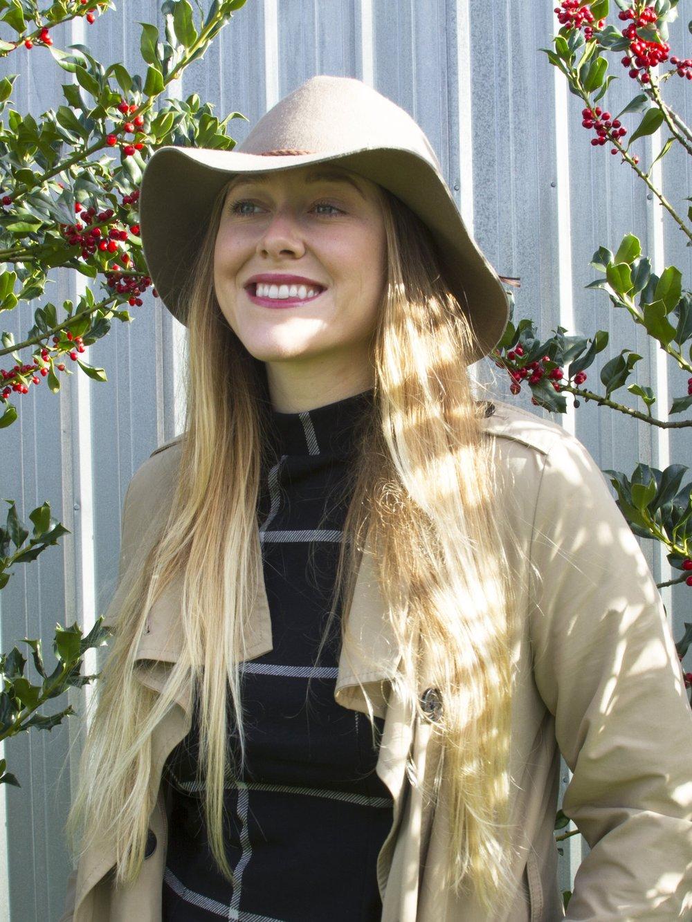 Sarah, Dwell Writer