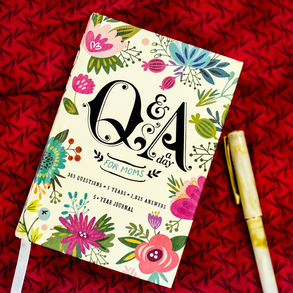 Q & A a Day Journal, Potter Style