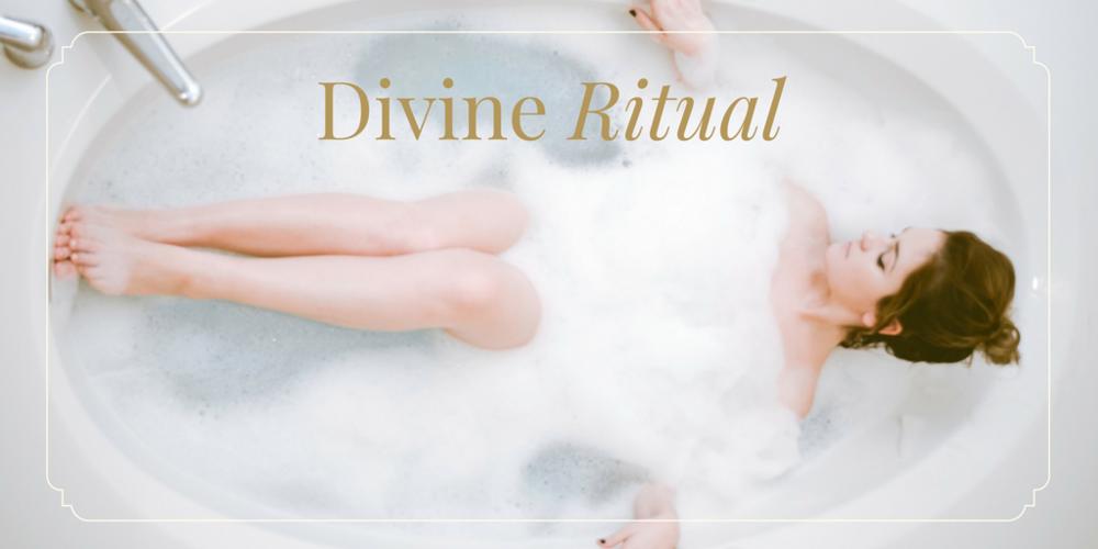 divine ritual title image