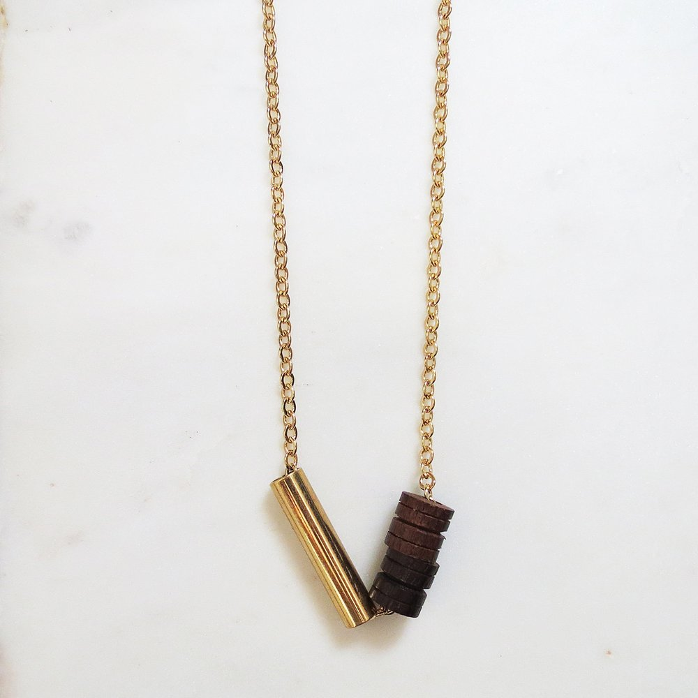 Sloane Necklace, Leocadia K.