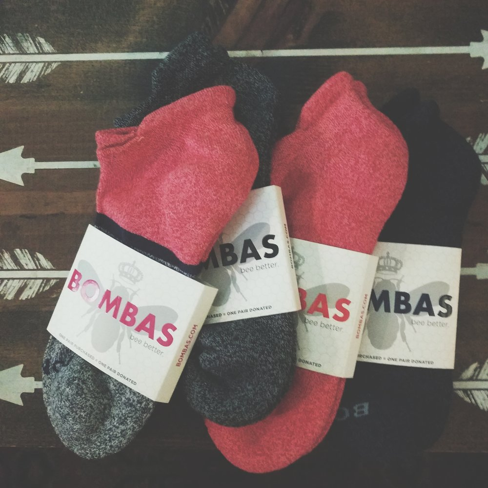 Feel Good Socks, Bombas