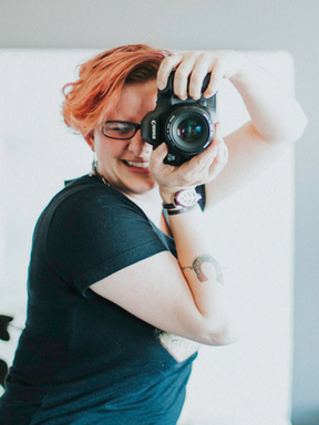 Markie, Contributing Photog