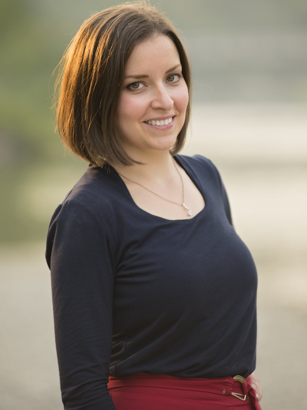 Sarah, Feature Writer