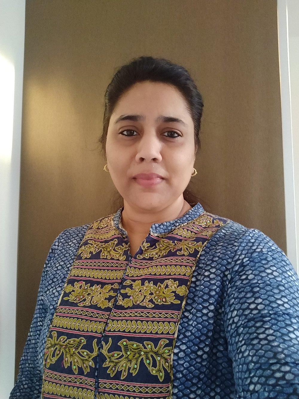 Roopa, Editorial Intern