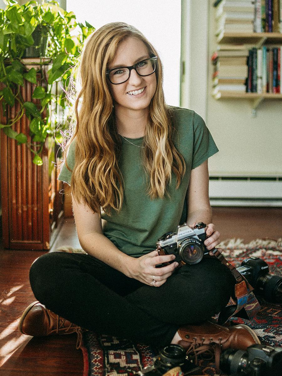 Allie, Collaborating Photog.