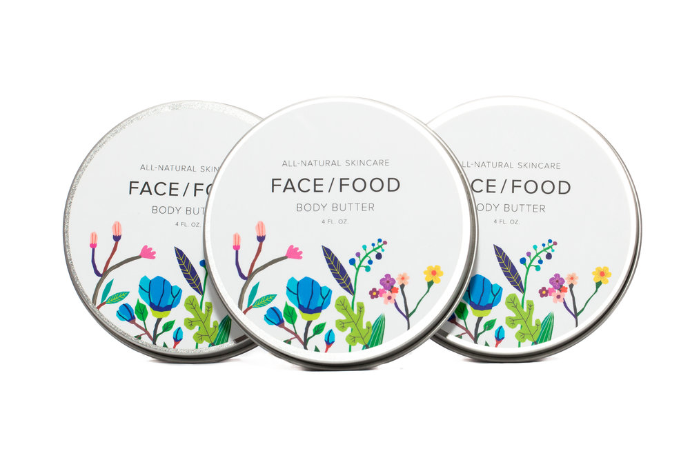 Hydrating Body Butter (Face/Food)