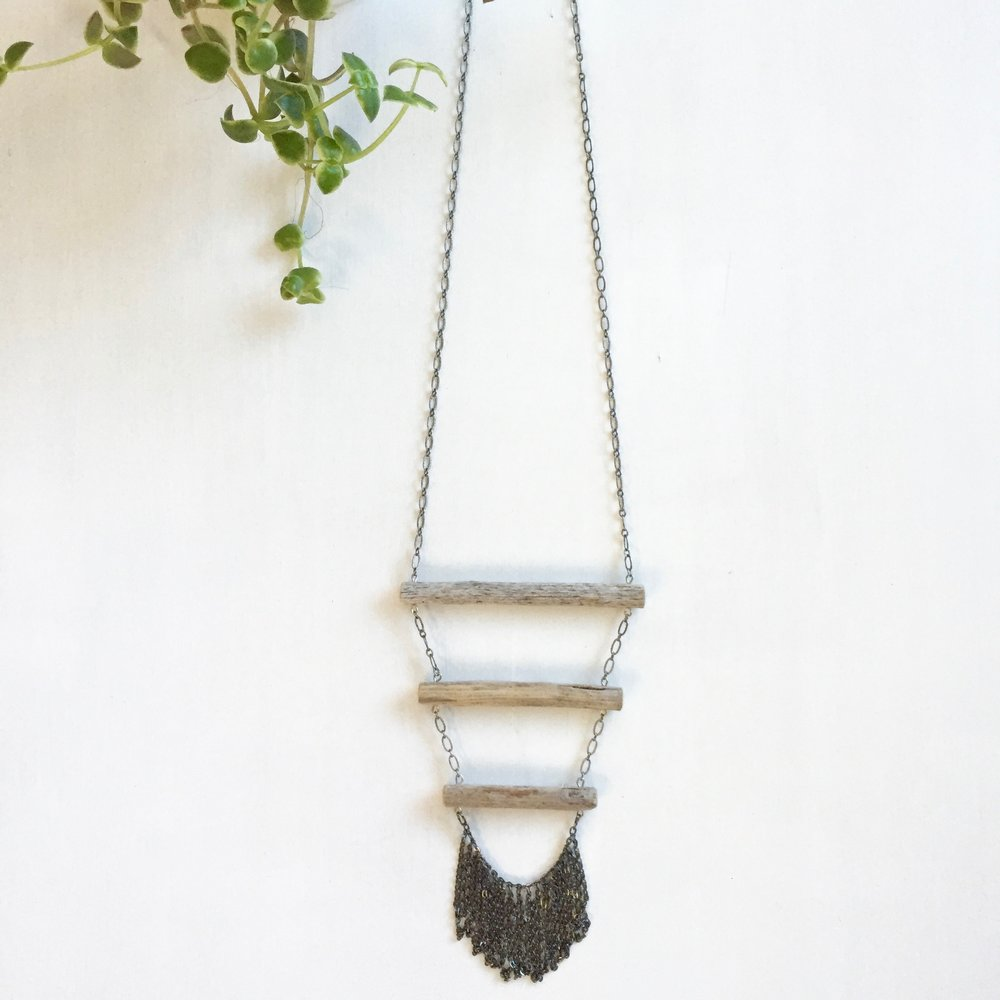 Ladder Necklace (Johanna Sprague)