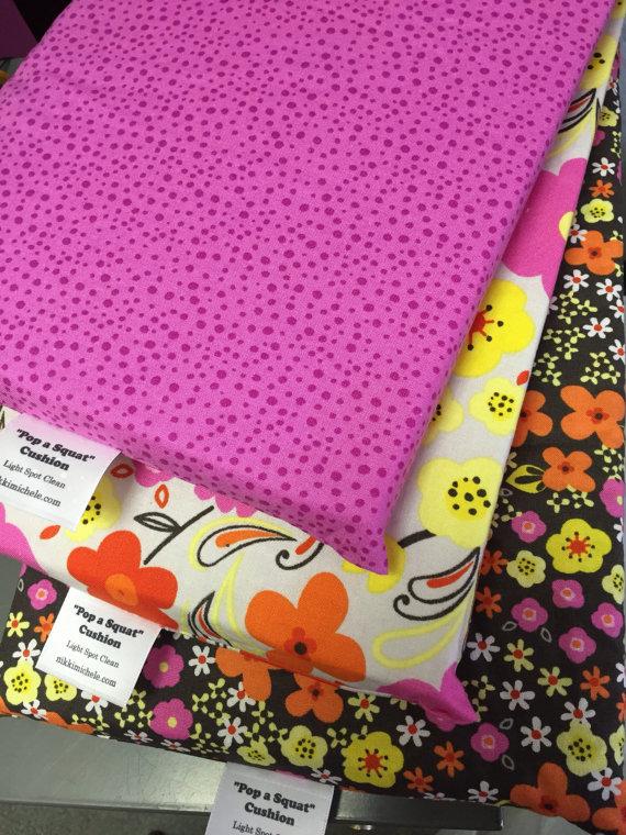 Pop-a-Squat Cushions (Nicki Marie)
