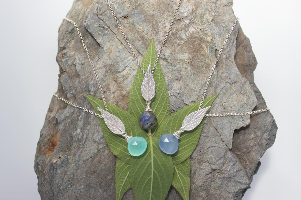 Gemstone Pendant (DaVine Jewelry)
