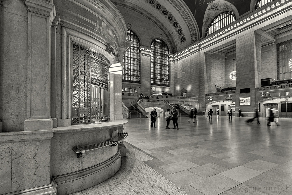 Grand Central Morning-NYC-Grand Central