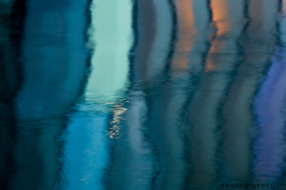Reykjavik Reflections - Opera House - Iceland