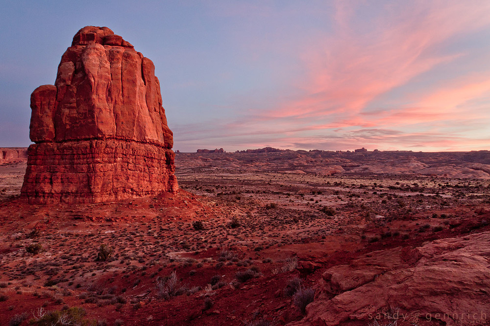 Courthouse Towers - Arches National Park - Moab UT.jpg