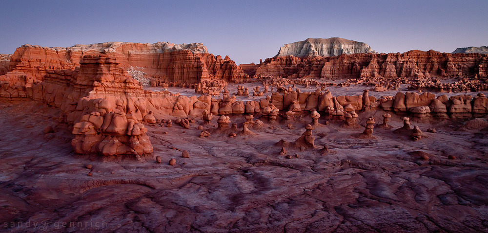 Goblin valley - Green River - Utah