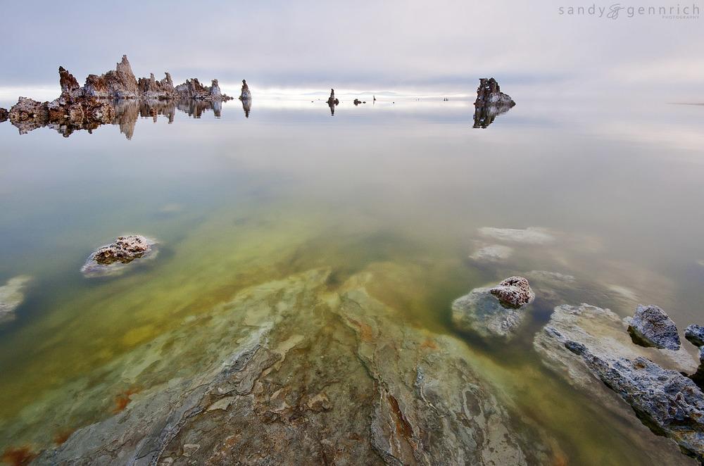 Prehistory - Mono Lake - Lee Vining - CA