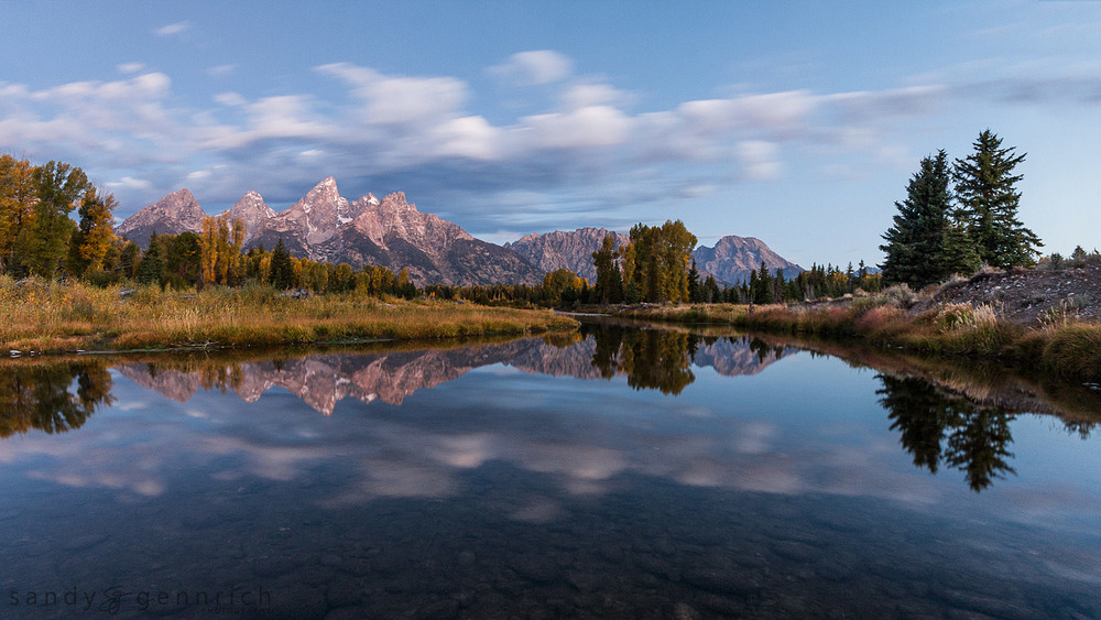 Time Passes-Grand Teton NP-Schwabacher Landing-