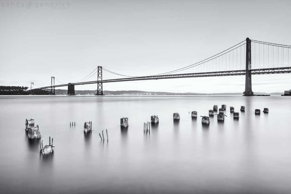 Bay Bridge-SanFrancisco-CA