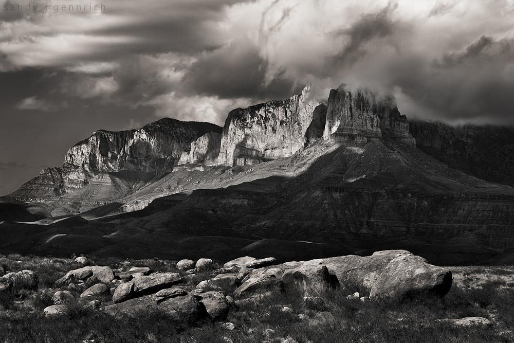 Guadalupe Mountain-Salt Flat-TX