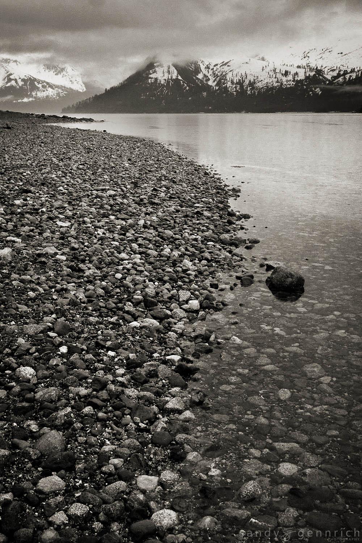 Pebble Beach - Glacier Bay National Park - Alaska