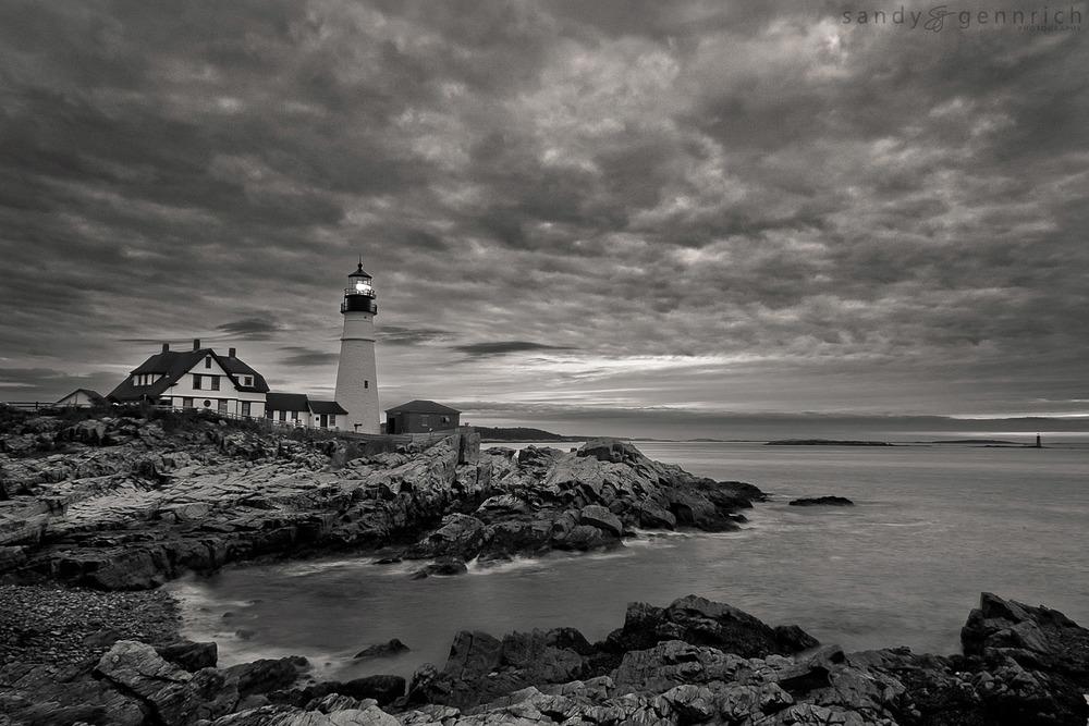Portland Head Lighthouse - Portland - Maine