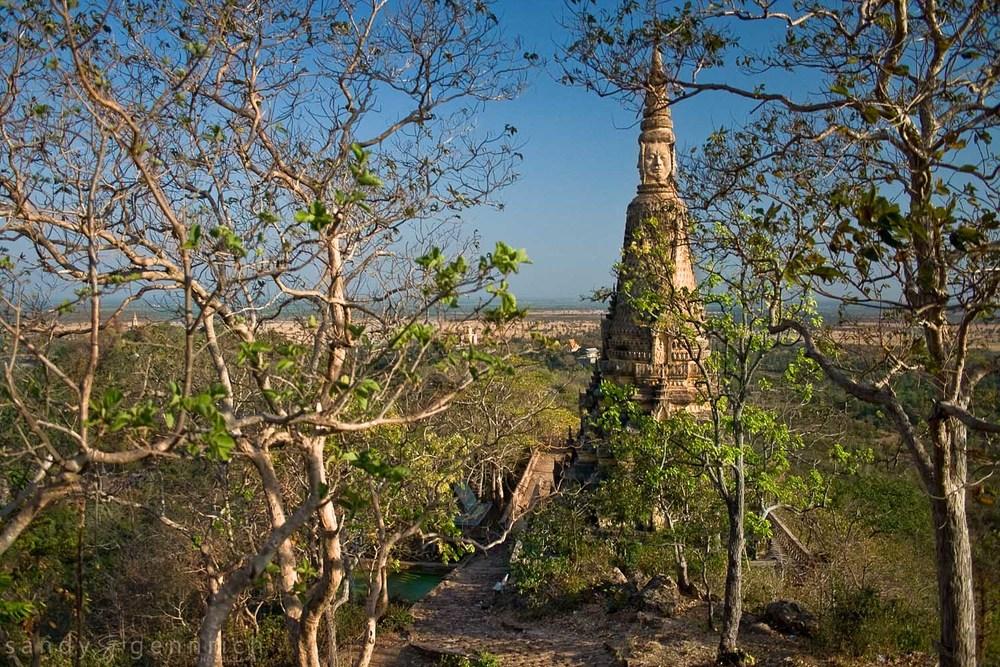Udong Tempel - Udong - Cambodia