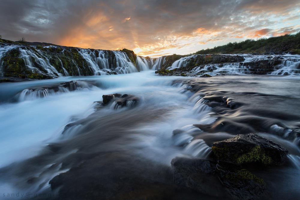 Bruarfoss - Fludir - Iceland